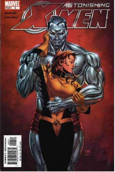 Astonishing X-Men #6 John Cassaday