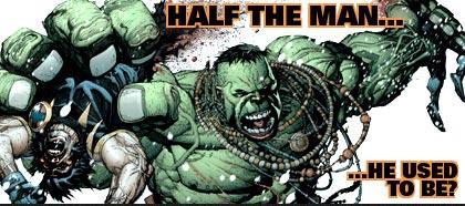 Ultimate Hulk en acción