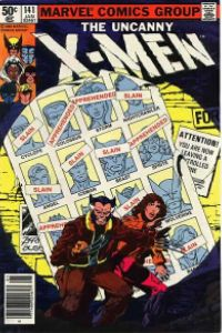 Uncanny X-Men 141 Dias del Futuro Pasado