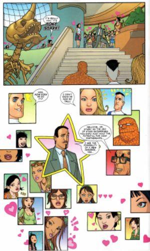 Tony love machine