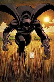 Portada de Pantera Negra, obra de John Romita Jr.