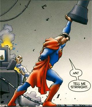 'Ultimate Superman'