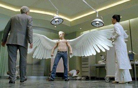 Ben Foster como El Angel en X3