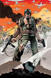 Sgt Rock The Prophecy #1 por Andy Kubert