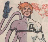 DC/Elongated Man