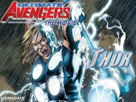 Ultimate Avenger Thor.Barba no incluida.