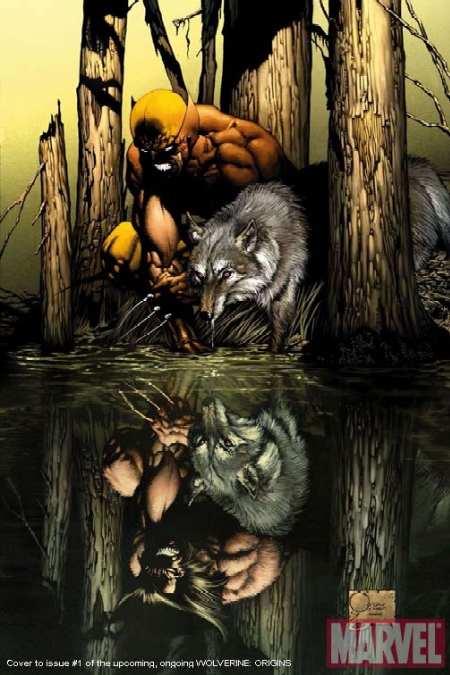 Portada del Wolverine : Origins #1 / Joe Quesada