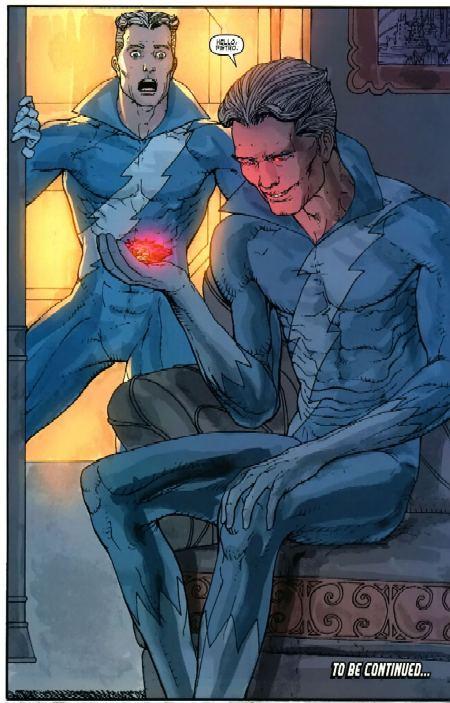 Pietro jugando a ser madrox