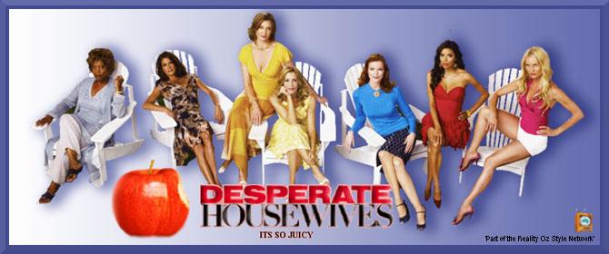Mujeres Desesperadas