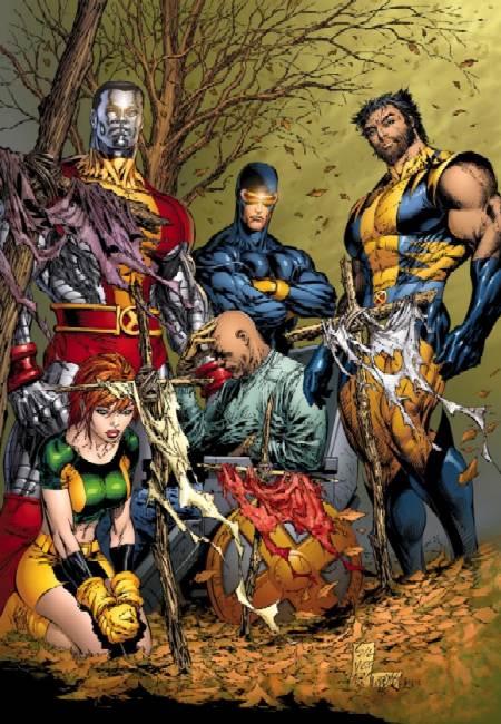 Portada de X-Men Deadly Genesis 6