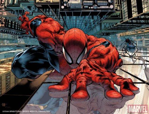 Portada del Sensational SpiderMan #23