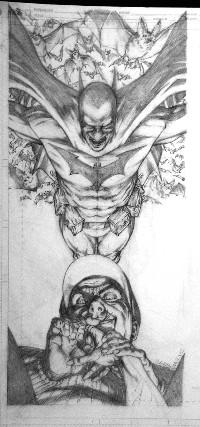 Batman Secret Files /Al Barrionuevo