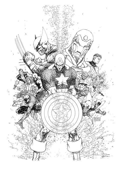 Guerra Civil en Marvel