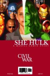 Anuncio de Civil War/Greg horn