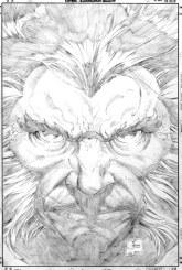 Previa de la portada del Lobezno: Origins #2/Joe Quesada