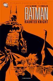 Portada de Batman: Haunted Knight, por Tim Sale
