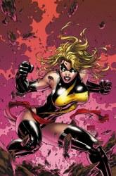Ms.Marvel Portada/Michael Turner