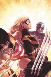 Portada de New Avengers 17/Steve McNiven