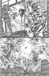 New Avengers #17 Pag.21/Deodato