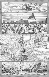 New Avengers #17 Pag.22/Deodato