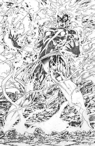New Avengers #17 Pag.23/Deodato