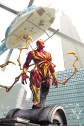 Portada de Sensational Spider-Man #26/Crain