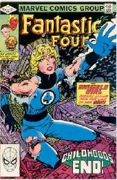 Fantastic Four #245/John Byrne