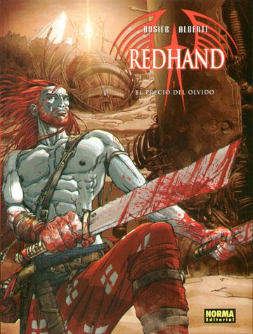 Red Hand publicado por Norma Editorial