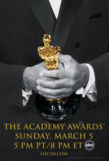 Cartel 78th Edición Oscar