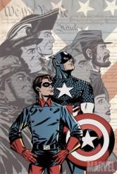 Captain America 65th Aniversary/Eric Wight