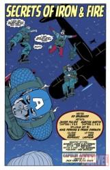 Pagina 2 de Captain America 65th Ann./Pulido