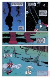 Pagina 3 de Captain America 65th Ann./Pulido