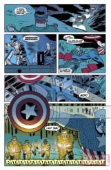 Pagina 4 de Captain America 65th Ann./Pulido