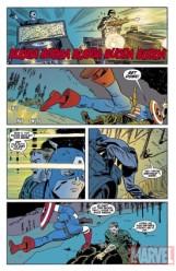 Pagina 5 de Captain America 65th Ann./Pulido