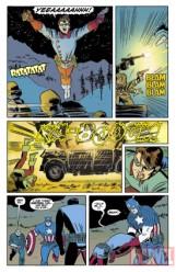 Pagina 6 de Captain America 65th Ann./Pulido