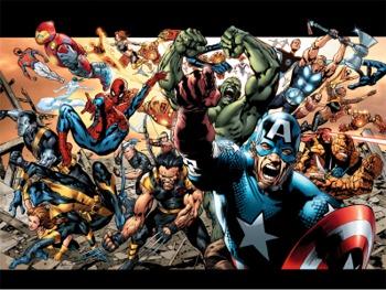 Portada para The Ultimates 2 #12/Bryan Hitch