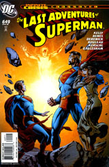 Adventures of Superman 649