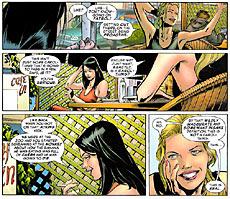 Jessica y su cigarrillo de la discordia/Ms. Marvel #1/ Rob De La Torre