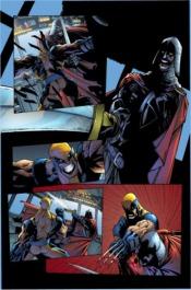 Pagina de Wolverine #42/Humberto Ramos