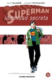 Portada de Superman: Identidad Secreta, por Stuart Immonen