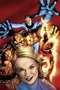 Fantastic Four #536 (variant)/Bryan Hitch