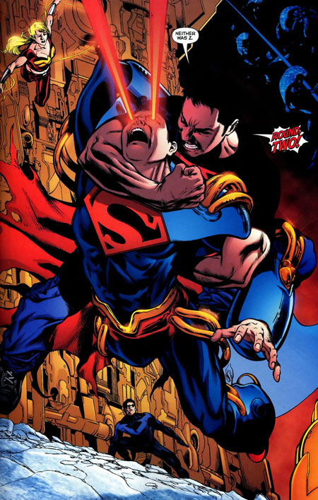 My own Superman 2848