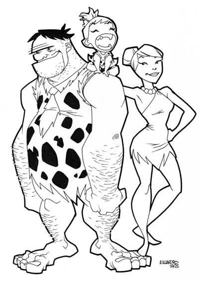 Hanna Barbera/Ale Garza