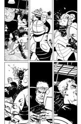 Pagina 8 del NA #21/ Howard Chaykin