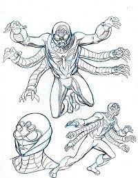 Diseños para SpiderMan 2211/Weringo
