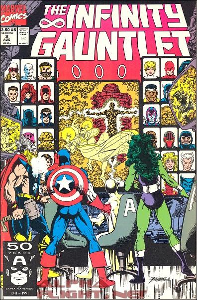 Marvel/Perez
