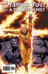 Fantastic Four: A death in the family One Shot/Lee Weeks