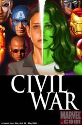 She-Hulk #8 /Greg Horn