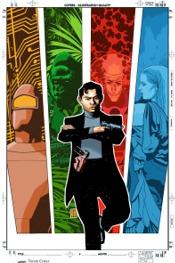 Agents Of Atlas /Tomm Coker