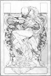 Portada de Wolverine: Origins #4 / Joe Quesada
